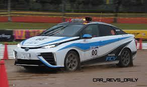 japanese race cars 2016 toyota mirai rally car