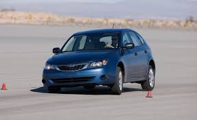 used 2008 subaru impreza 2 5i hatchback 2008 subaru impreza 2 5i comparison tests comparisons car