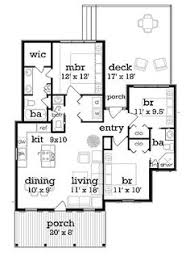 small house floor plans cottage small open floor plan sg 947 ams great for guest cottage or