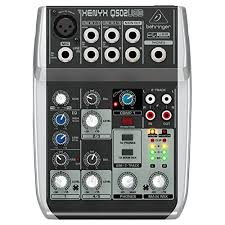 Best Small Mixing Desk The Best Compact Audio Mixers For Recording And Live Events We
