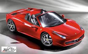 rent a 458 458 spider monaco top car