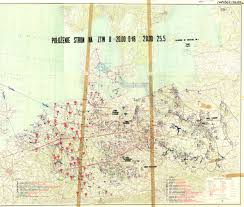 Likely Syrian Missile Targets In Google by F3 Cold War Map Unknown Provenance Of West Germany Soviet