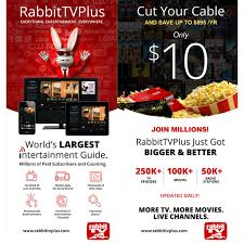 cuisine tv plus freecast inc officially launches the all rabbit tv plus
