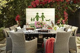 spectacular outdoor dining room 59 regarding home decor