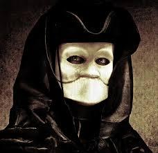venetian mask men in bautta vintage venetian mask photograph by luisa vallon fumi