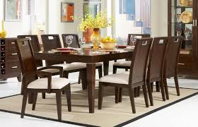 8 Piece Dining Room Sets Chair Dining Table Sets Tables Trend Room Black Hygena Round Space