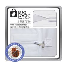 Mattress Cover Bed Bugs Amazon Com Protect A Bed Buglock Plus Bed Bug Mattress Encasement