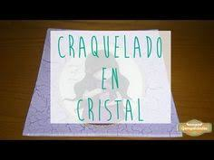 tutorial de decoupage en cristal video tutoriales para decorar bandejas de cristal videos pinterest