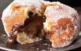 astuces cuisine rapide beignet fourré au chocolat facile et rapide femastuces l astuce