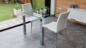 dining glass dining room table set round glass kitchen table