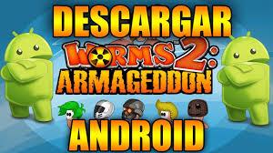 worms 2 armageddon apk descargar worms 2 armageddon apk datos android 2017