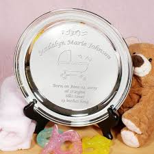 engraved silver platter 26 best keepsake baby plates images on baby plates