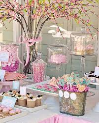 Table Centerpieces Ideas Diy Wedding Dessert Table A Whimsical And Romantic Wedding
