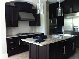 kitchen espresso stained cabinets kitchen cabinets and