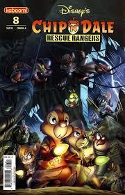 chip n dale rescue rangers chip u0027n dale rescue rangers 8 rescue rangers away issue
