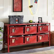 rockwell 6 drawer bookcase pbteen