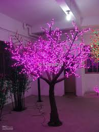 2018 whole sale led tree light chritsmas tree l landscape