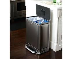 kitchen trash can cabinet 3 bin trash can cabinet trash cans 3 bin trash can cabinet
