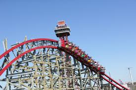 Dallas Texas Six Flags File The New Texas Giant Jpg Wikimedia Commons