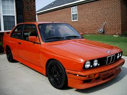 Bmw M3 Old - 1988 bmw e30 m3 for sale race car project henna red front flickr