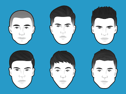 hair styles for head shapes best haircut for every face shape business insider