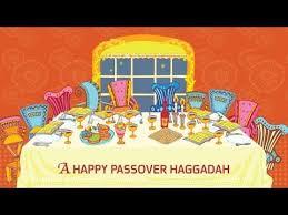 the passover haggadah a happy passover haggadah animated clip