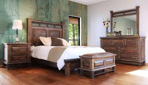 rustic bedroom sets venecia rustic wood bedroom set king 5 piece bedroom set reg