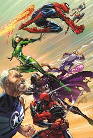 uncanny avengers now with deadpool