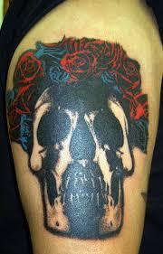deftones skull by furious247 on deviantart