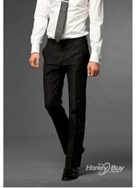 buy custom made business pants in honeybuy com at discount price