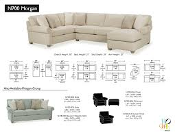 Rowe Sectional Sofas by Morgan Sectional Gage Furniture
