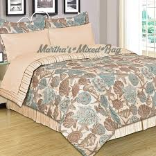 Coastal Comforters Bedding Sets Blown In Insulation Types Spillo Caves