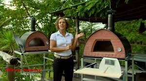 how to build the best mobile wood fired pizza oven the chimney of