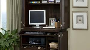 Small Computer Desk With Shelves Popular Small Computer Desk With Hutch In Home Desks Cormansworld
