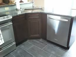 Corner Sink Cabinet Kitchen by White Cabinets With Dark Counters Cozy Home Design Modern Cabinets