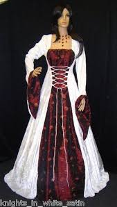 Halloween Costumes Wedding Dress 164 Modern Medieval Victorian Images Medieval