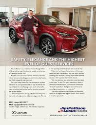 lexus victoria service boulevard magazine february march 2017 issue by boulevard