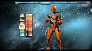 warframe color glitch any color you want youtube
