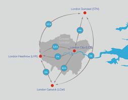 Heathrow Terminal 3 Information Desk Flight Connections Airport Information British Airways