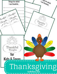who celebrate thanksgiving thankful thoughts for kids and teens u2013 kidlutions