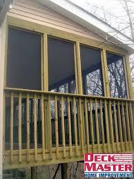enclosures u0026 extensions deck master home improvement company