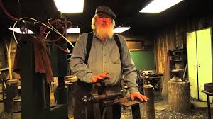 calerin forge basic blacksmith shop tools youtube