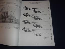 case 590 turbo construction king loader backhoe parts manual bur 8
