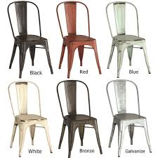 Metal And Leather Dining Chairs Astounding Best 25 Metal Dining Chairs Ideas On Pinterest White