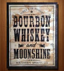 bourbon sign 64 best bourbon images on bourbon drink recipes and