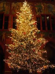 decoration ideas whiteristmas tree with led lights and