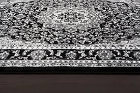 Modern Black And White Rugs 1000 Gray Black White 7 10 10 2 Area Rug Modern Carpet Large New