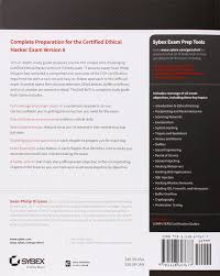 ceh certified ethical hacker version 8 study guide livros na