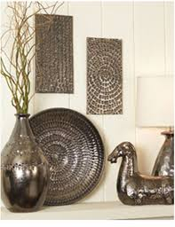 Italian Decorations For Home Classical Etruscan Metallic Wall Decoration Pieces Design By
