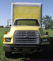 Ford F700 Hood And Fenders - 1998 ford f700 box truck item 5587 sold wednesday june